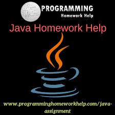 Best Java programming homework help Online