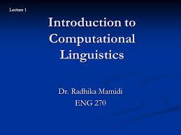 Computational Linguistics Assignment Help Online