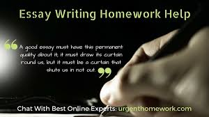 Help With English Essay Assignments