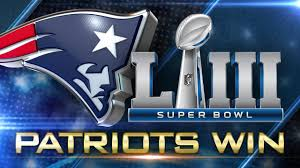 Patriots Win Acemywork